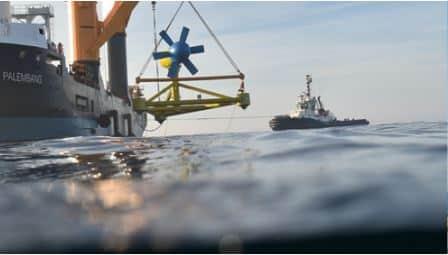 Blue Challenge : 4 acteurs du Pôle Mer Bretagne Atlantique récompensés