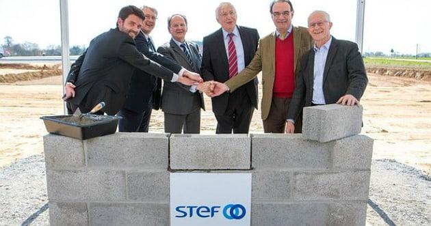 Stef : une nouvelle plate-forme logistique de 10,5 millions d'euros en Bretagne