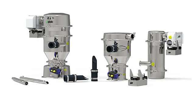 Piab: un transporteur certifié ATEX pour les poussières et les gaz
