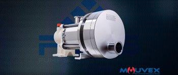 Mouvex, une pompe pour éviter les pertes de produit dans les tuyauteries
