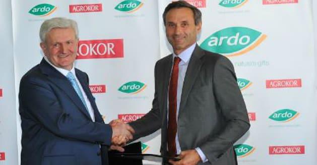 Agrokor et Ardo investissent 50 millions d'euros dans le site de production Vinkag