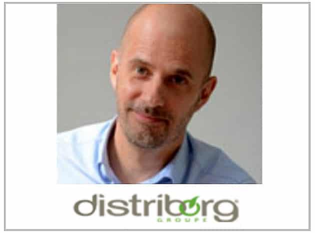 Nutrition biologique: Daniel Tirat est nommé à la direction générale de Distriborg
