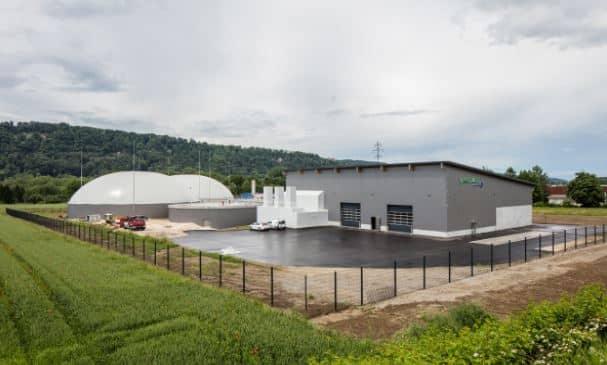 Nestlé Biogaz