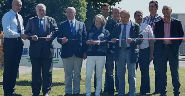 Triskalia investit 5 millions d'euros sur son site Gelagri de Loudéac