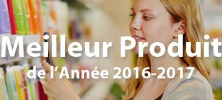 Agroalimentaire: « Meilleur Produit de l'Année France 2016 – 2017 » révèle ses lauréats