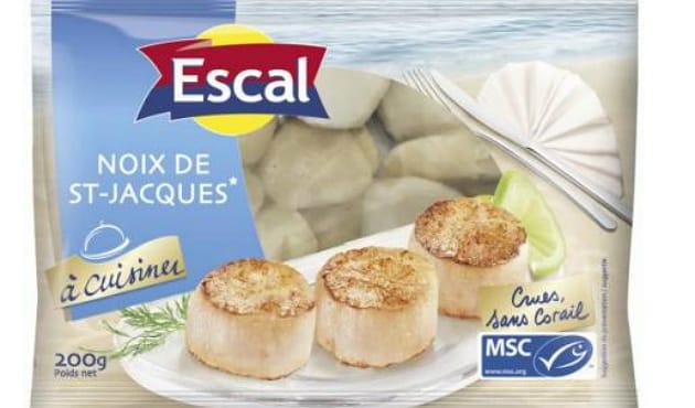Escal présente ses produits de la mer premium et durables
