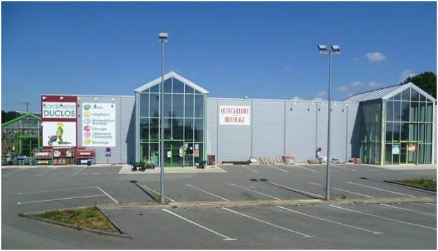 Triskalia reprend la Jardinerie Kiriel de Josselin et structure son réseau de distribution