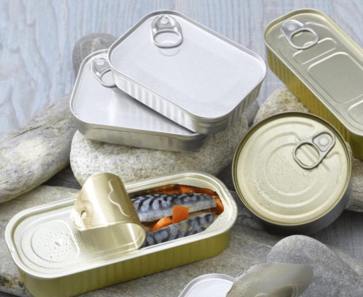 Conserves de poissons: l'inquiétude de la filière française