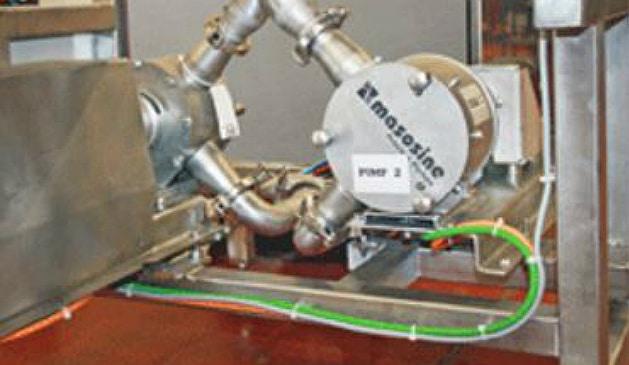 Process: Thimonnier adopte les pompes Masosine EC25 de Watson Marlow