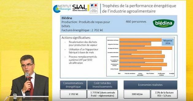 Blédina et Novial: lauréats des Trophées de la Performance Energétique