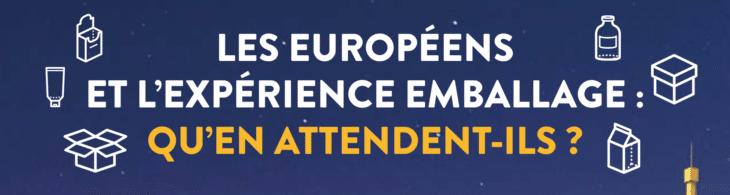 All4Pack : Les attentes des Européens sur l'emballage