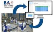 BA Systèmes présente son logiciel booster de processus intralogistiques