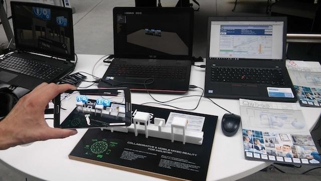 Créative IT: Pour une usine connectée