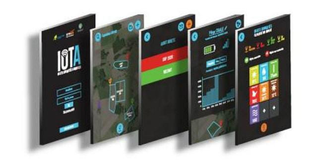 Digital innovation : SMAG lauréat pour son application mobile IoTA