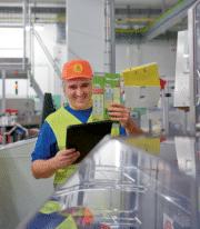 Nestlé : Installation de biogaz à l'usine de Konolfingen en Suisse
