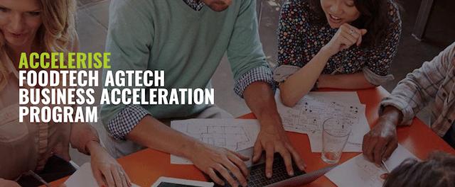 Le 1er premier programme d'accélération dédié à la FoodTech est lancé