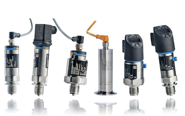 Endress+Hauser lance une nouvelle gamme de capteurs de pression