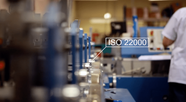 Sécurité des aliments : Révision de la norme ISO 22000