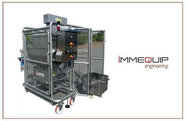 Immequip présente sa nouvelle solution de process en continu
