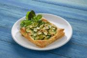 La tarte courgette ricottaremporte le prix de l'innovation agroalimentaire bretonne!