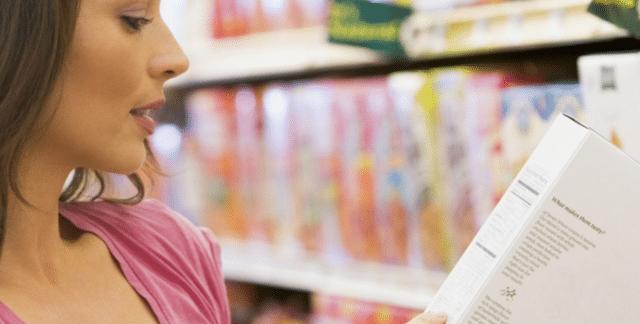 Étiquetage nutritionnel: Des résultats peu convaincants