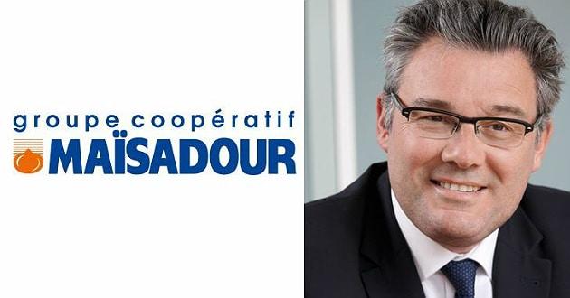 Philippe Carré nommé directeur général du groupe coopératif Maïsadour