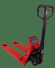 Le WSP 2200 de chez Logitrans: Le transpalette avec pesage