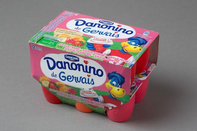 Danone épinglé par Foodwatchpour son emballage trompeur