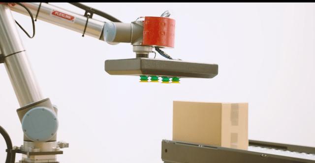 La robotique collaborative proposée par FlexLink
