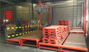 Intermarché booste sa Supply Chain et installe un centre de tri de palettes LPR