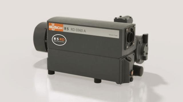 [2017] CFIA / Busch : Une nouvelle génération de pompes à palettes rotatives