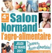 Le Salon normand de l'agroalimentaire prend sa place