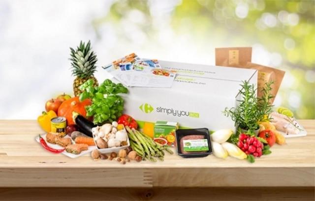 Carrefour lance la Simply You Box en Belgique