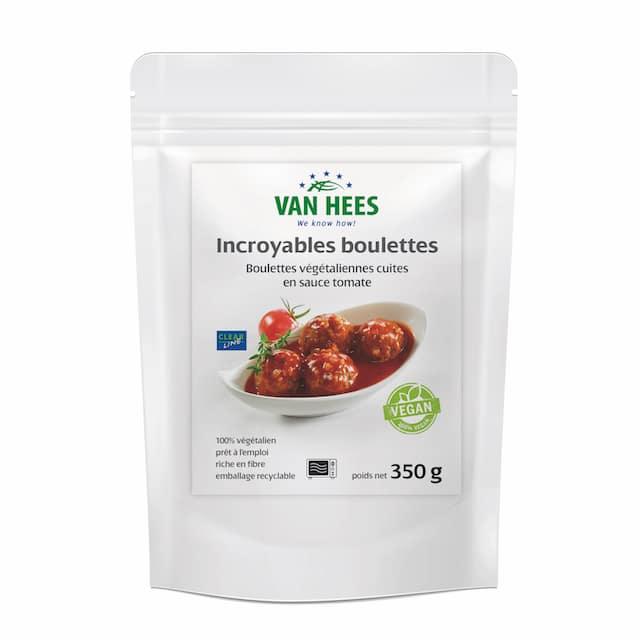 Les solutions innovantes de Van Hees, dans le respect de la tradition et du goût