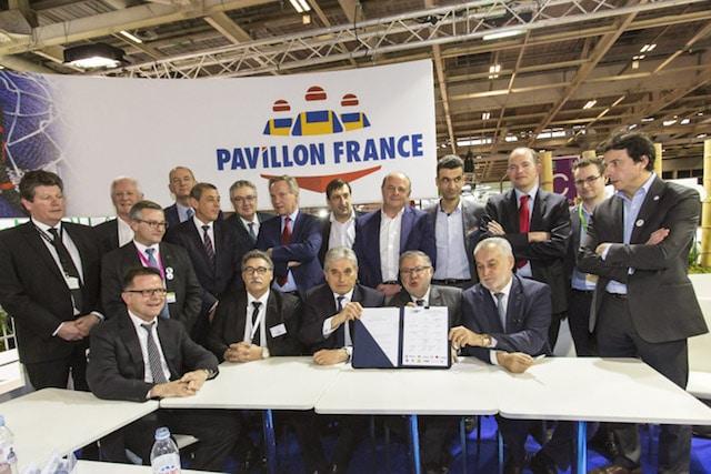 La grande distribution renouvelle son accord de financement à France Filière Pêche