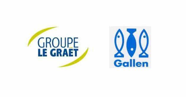 Les groupe Le Graët et Gallen s'associent dans les métiers du mareyage