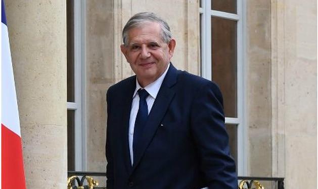 Nomination du nouveau ministre de l'Agriculture et de l'Alimentation, Jacques Mézard