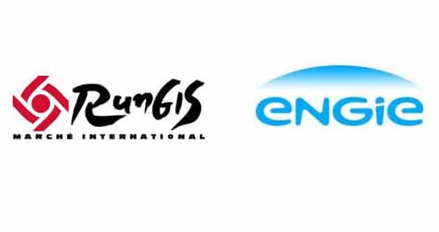 Engie inaugure la toute première station GNV sur le Marché International de Rungis