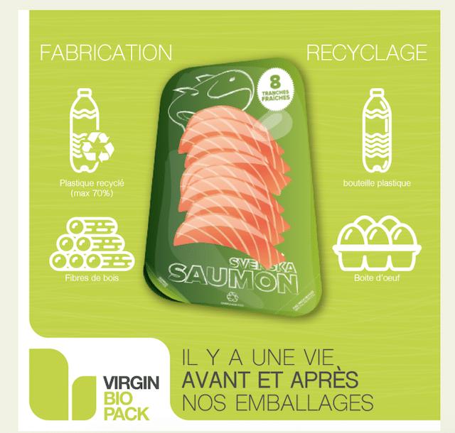Emballage: Virgin Bio Pack étoffe sa gamme Hybric
