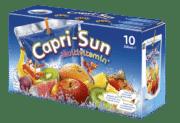 Capri-Sun épinglé par Foodwatch