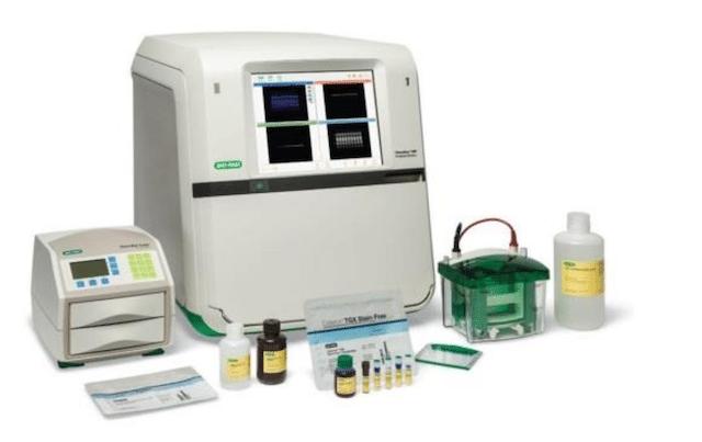 Des équipements de laboratoires nouvelle génération