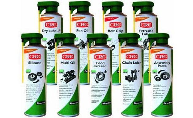 CRC Industries dévoile son offre d'huiles lubrifiantes dans sa gamme alimentaire