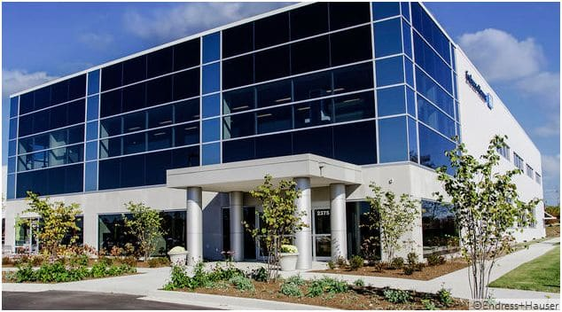 Endress+Hauser renforce sa production aux États-Unis