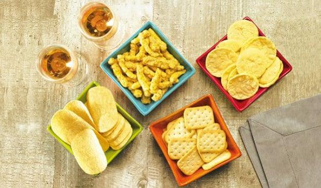 Europe Snacks optimise ses flux palettes avec CHEP