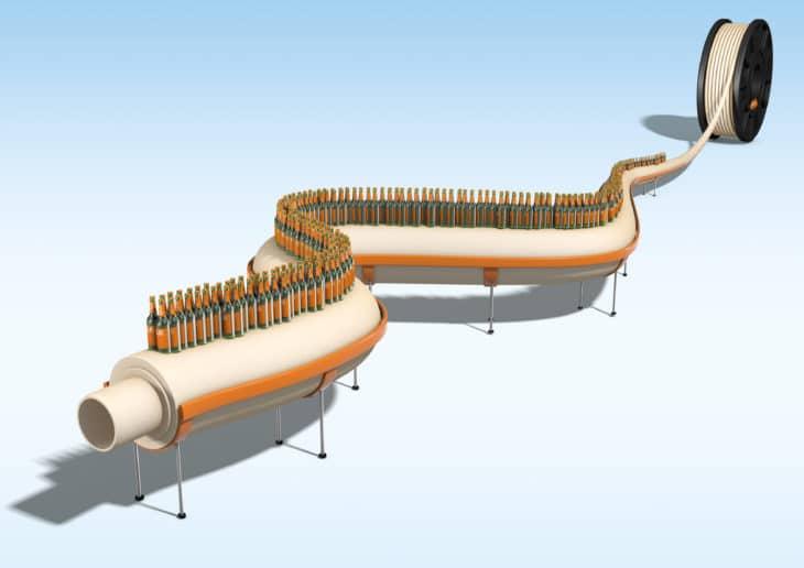 Igus met au point son premier matériau pour l'impression 3D dédié au secteur de l'alimentaire