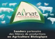 Sanders Nord Est investit dans la gamme d'aliments biologiques Alinat