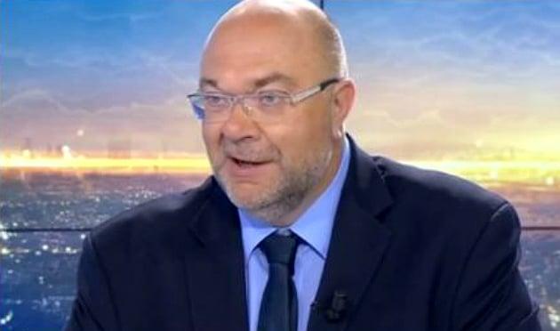 Stéphane Travert, nouveau ministre de l'Agriculture et de l'Alimentation