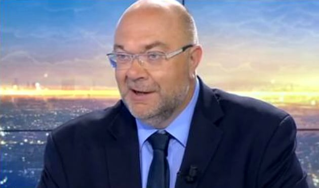 Stéphane Travert