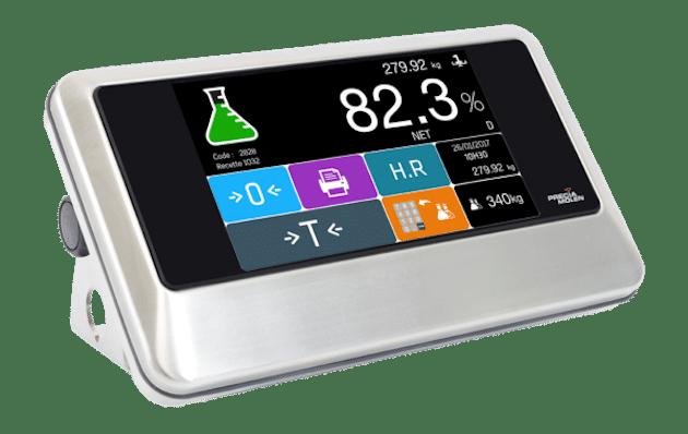 Pesage : le i25 fait son entrée dans la gamme de Precia Molen