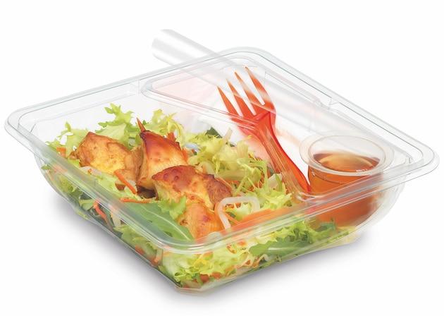 Crudipack: Un concept snacking modulable et innovant